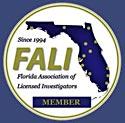 Florida Association of Licensed Investigators Investigator